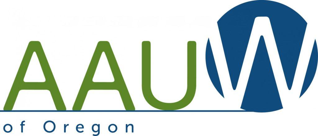 AAUW-oregon-logo