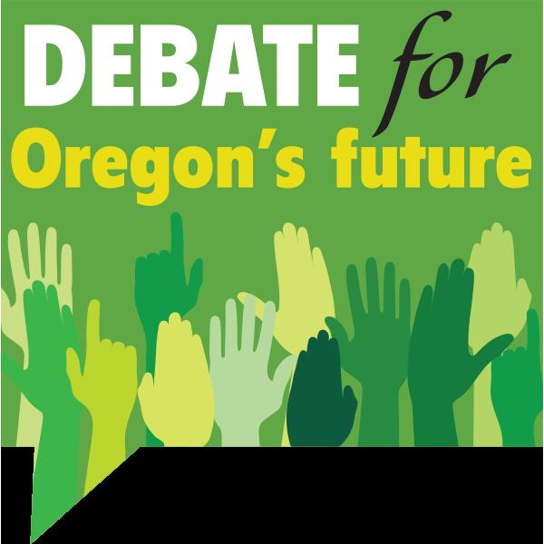 Debate-for-oregons-future-logo