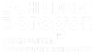 our-children-oregon-logo-voices-united-opportunity-reimagined